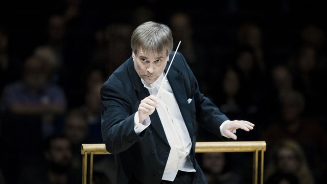Artwork for (13) John Storgårds conducts a new work, plus Beethoven's Sixth 4K UHD