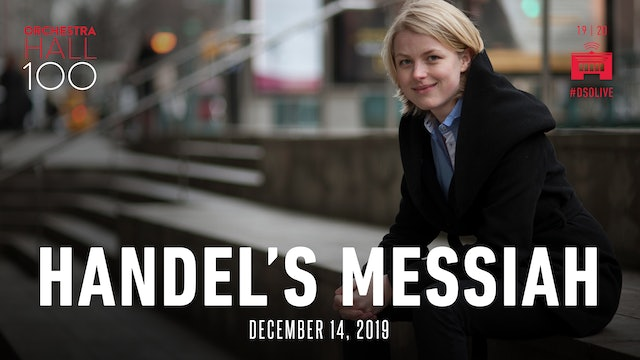 Ruth Reinhardt conducts Handel's beloved Messiah