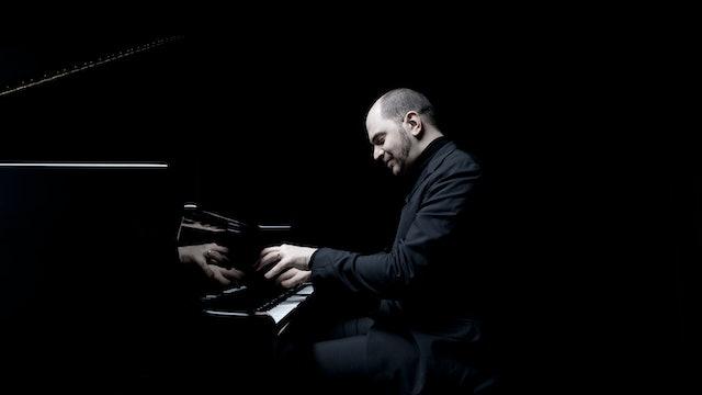 Artwork for Kirill Gerstein plays Tchaikovsky