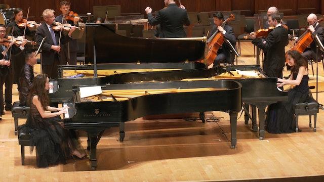 Artwork for JS Bach Concerto for Three Harpsichords in C Major BWV 1064