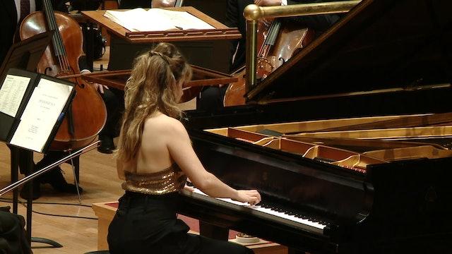 Artwork for Encore: J.S. Bach Siciliano from Flute Sonata BWV 1031, transcribed by Kempff