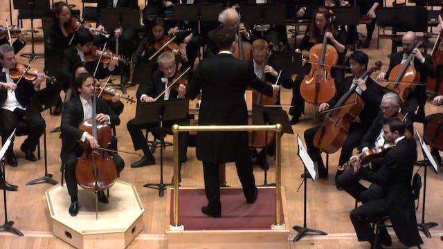 Robert Schumann Concerto for Cello an...
