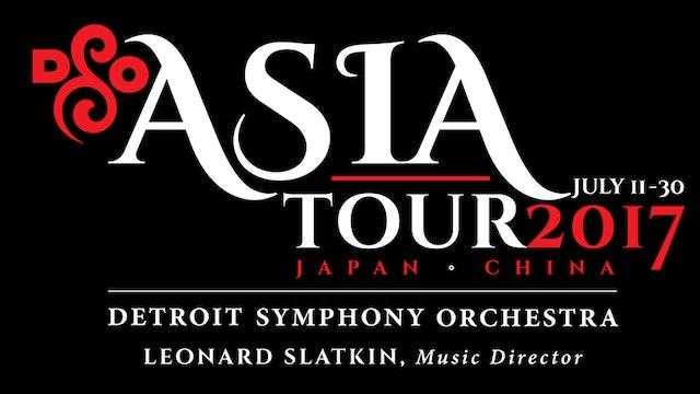 Artwork for Asia Tour Send-Off Concert