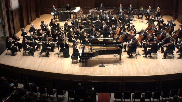 Daniil Trifonov Piano Concerto