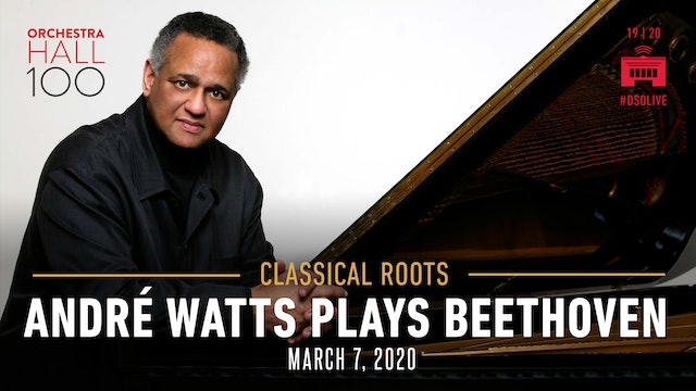 Classical Roots: André Watts and a Premiere