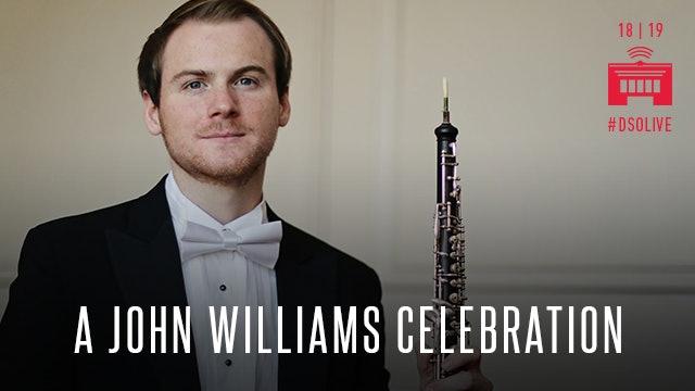 Artwork for A John Williams Celebration