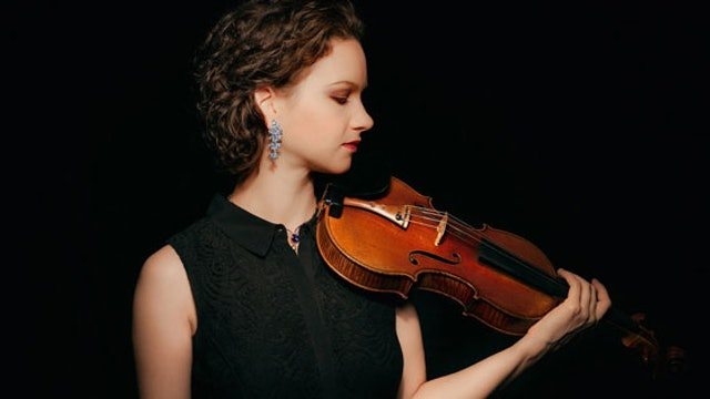 Artwork for Hilary Hahn plays Beethoven