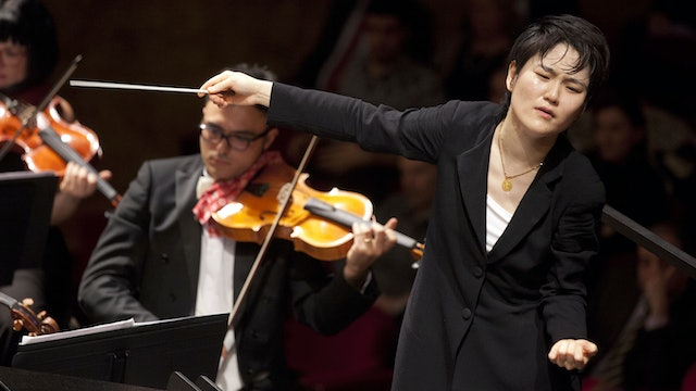 """Han-Na Chang conducts Beethoven's """"Eroica"""" - Fri. Oct. 16 at 10:45AM EDT"""