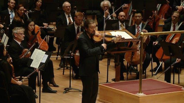 Encore: J.S. Bach Violin Sonata No. 2...