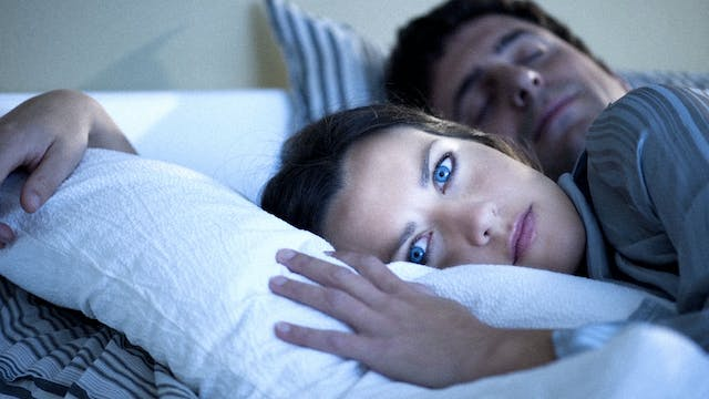 Trouble in Bed | When Sleep Turns Aga...