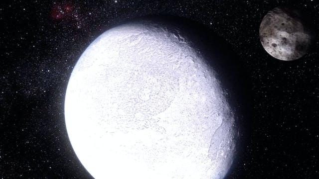 Life Beyond Neptune   The Kuiper Belt...