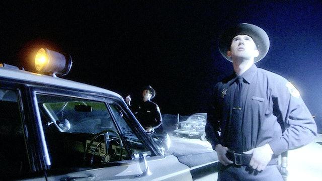Cops vs. UFOs
