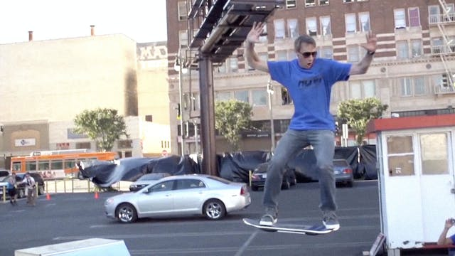 The Science Of REAL Hoverboards