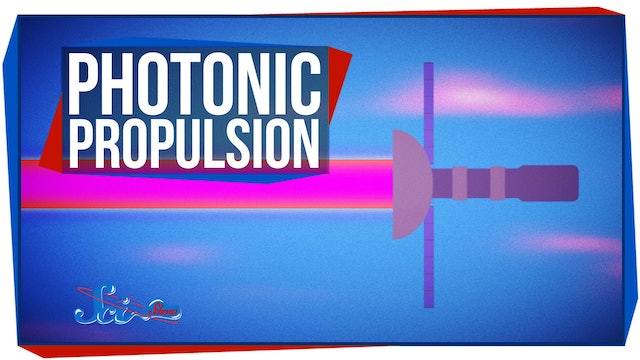 Photonic Propulsion | Mars in 3 Days?