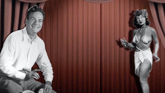 Richard Feynman, The Great Explainer ...