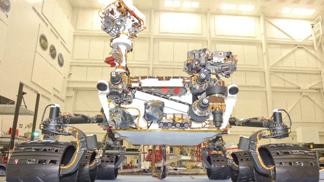 How Long Will the Curiosity Rover Last?