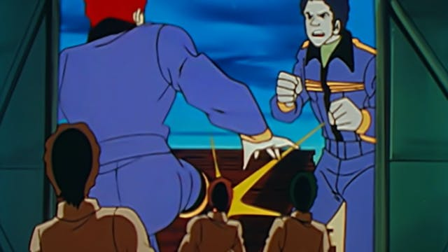 The Robotech Masters