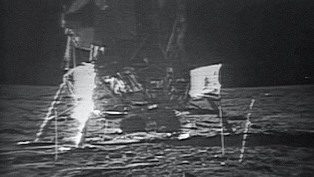 The Apollo 11 Moonwalk | Unedited
