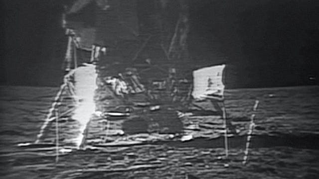 The Apollo 11 Moonwalk | Unedited