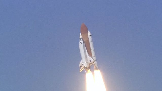 The Space Shuttle (Narrated by Willia...