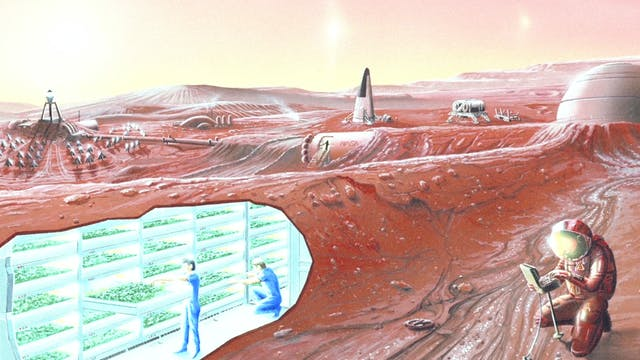 The Hardest Things About Living on Mars