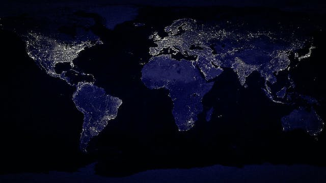 The Strange Scourge of Light Pollution