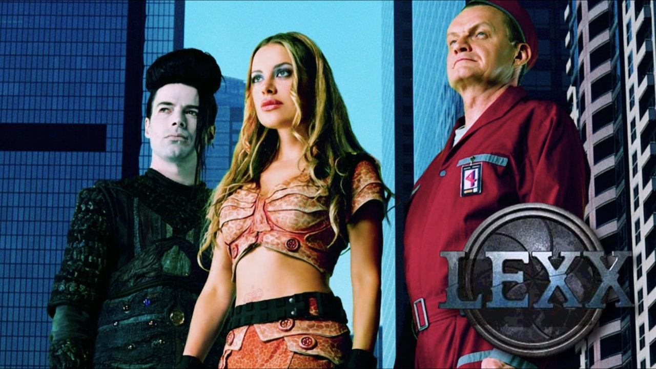 Lexx | New Episodes Added