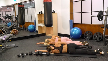 Caity Veth Pilates Video