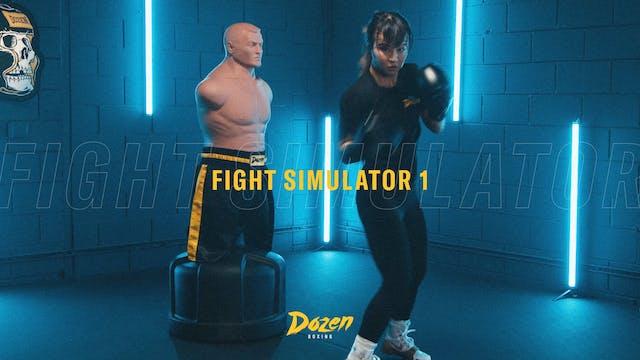 Week 1 – Day 5: Fight Simulator 1