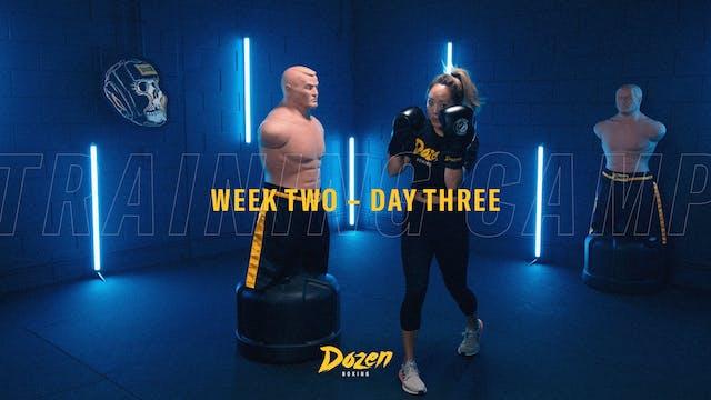 Week 2 – Day 3