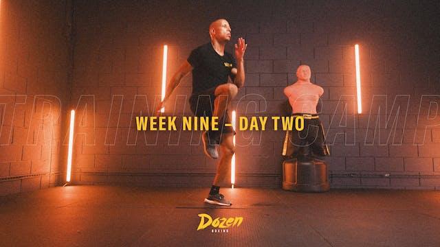 Week 9 – Day 2