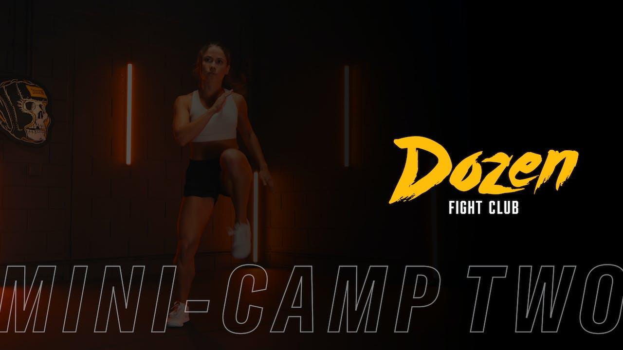 Dozen Fight Club: Mini-Camp 2