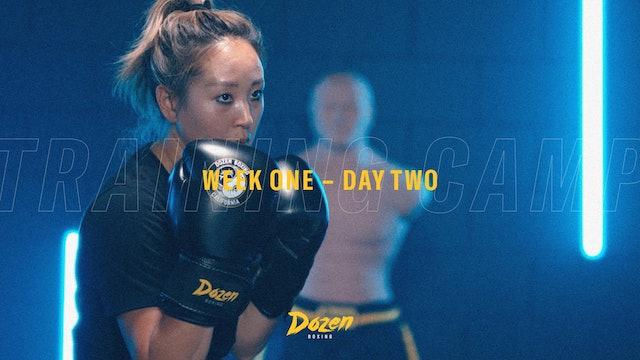 Week 1 – Day 2