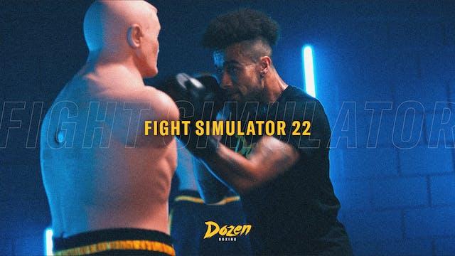 Week 22 – Day 5: Fight Simulator 22