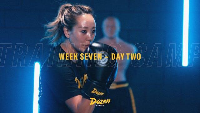 Week 7 – Day 2