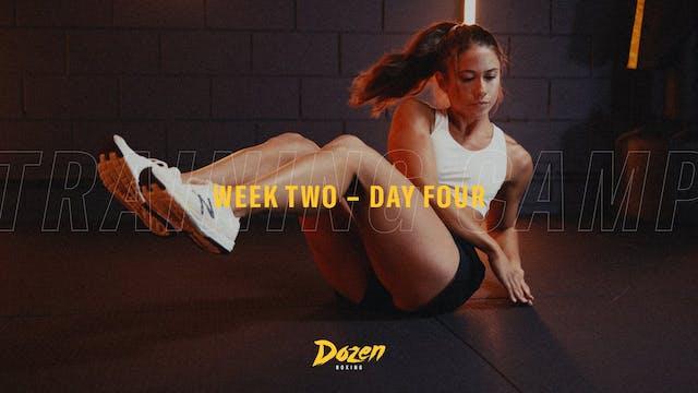 Week 2 – Day 4