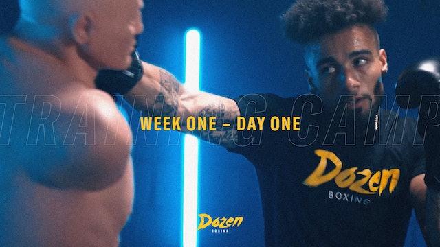 Week 1 - Day 1