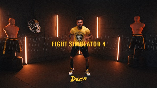 Week 4 – Day 5 (Fight Simulator 4)