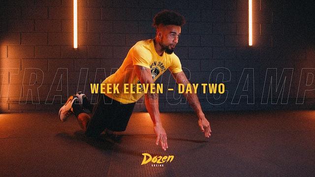 Week 11 – Day 2