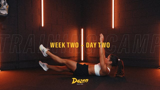 Week 2 – Day 2