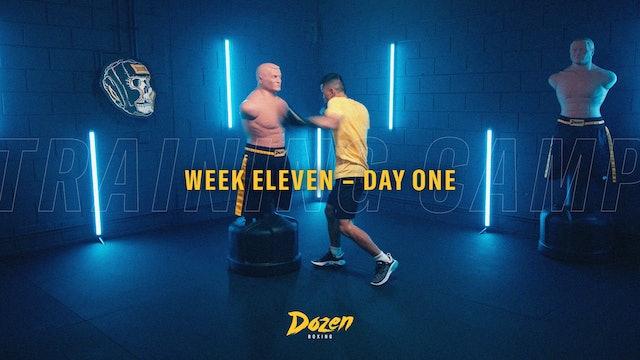 Week 11 – Day 1
