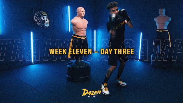 Day 11 – Week 3