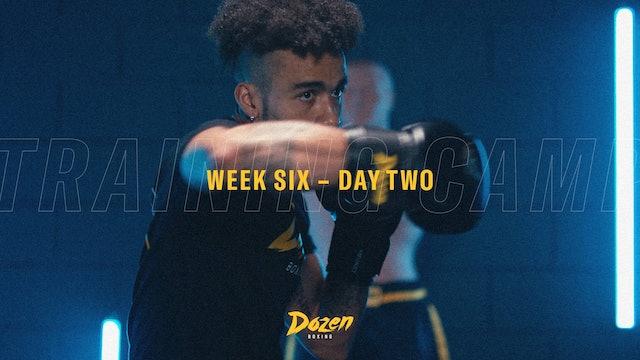 Week 6 – Day 2