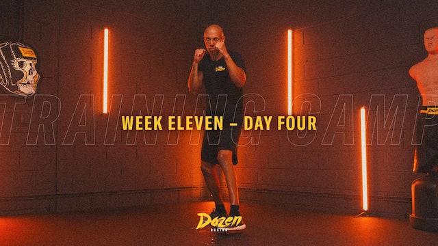 Week 11 – Day 4