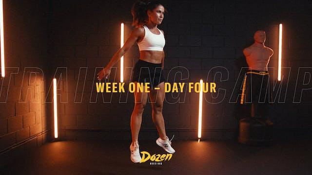 Week 1 – Day 4