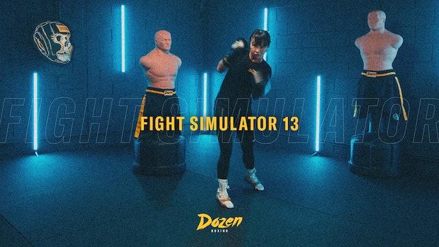 Week 13 – Day 5: Fight Simulator 13