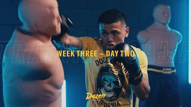 Week 3 – Day 2
