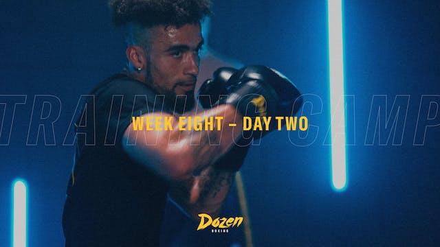 Week 8 – Day 2