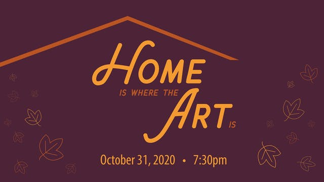 Home Is Where The Art Is - Part 2