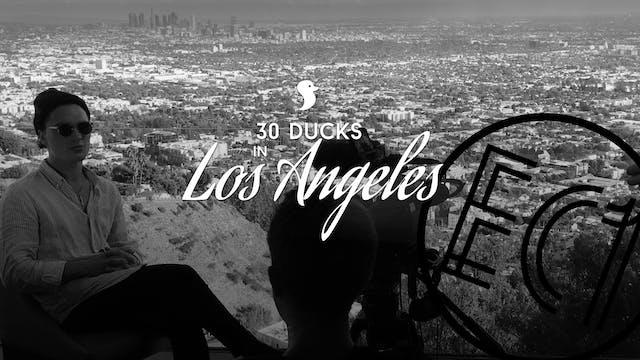 30 Ducks in Los Angeles
